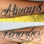 Cherish Lee Tattoos