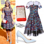 Debby Ryan: 2015 Kids Choice Awards Outfit