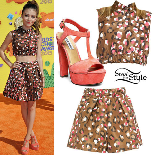 G Hannelius: 2015 Kids Choice Awards Outfit