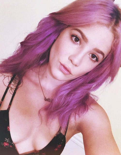 Halsey Hair Steal Her Style Page 2
