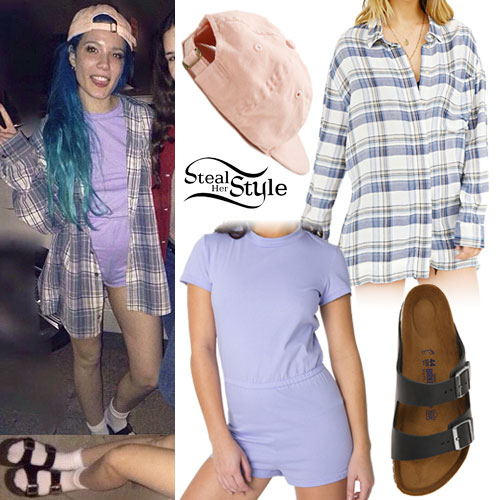 Halsey Clothes Amp Outfits Page 2 Of 3 Steal Her Style