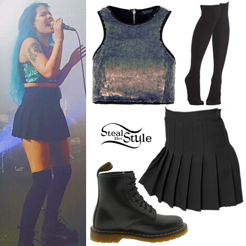 Halsey Clothes & Outfits
