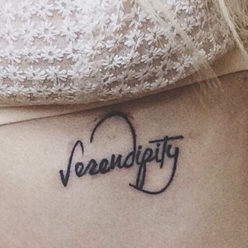 Halseys 14 Tattoos &amp Meanings  Steal Her Style