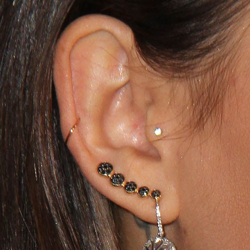 Cartilage Piercing Riskier Than Earlobes - WebMD