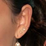 janel-parrish-ear-piercing