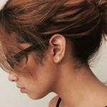 jasmine-villegas-ear-piercing