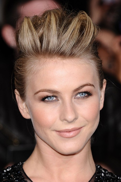 41 Celebrity Mohawk Hairstyles Page 3 Of 5 Steal Her Style Page 3
