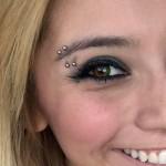 kirstin-maldonado-eyebrow-piercing