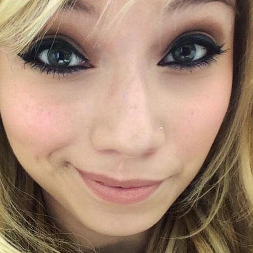 Kirstin Maldonado Nose Nostril Piercing Steal Her Style