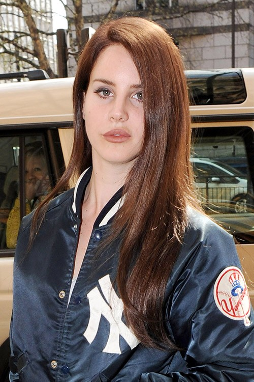 lana del reys hairstyles amp hair colors steal her style