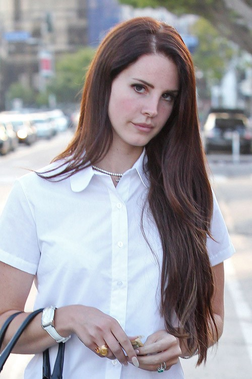 Lana Del Rey S Hairstyles Amp Hair Colors Steal Her Style Page 3