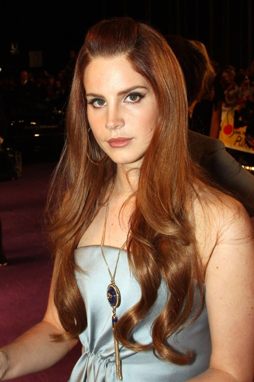 Lana Del Rey Hair Color 2015