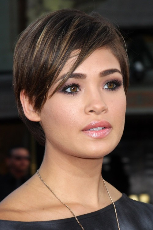 Nicole Anderson S Hairstyles Amp Hair Colors Steal Her Style