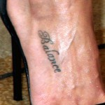 Phoebe Tonkin Tattoos