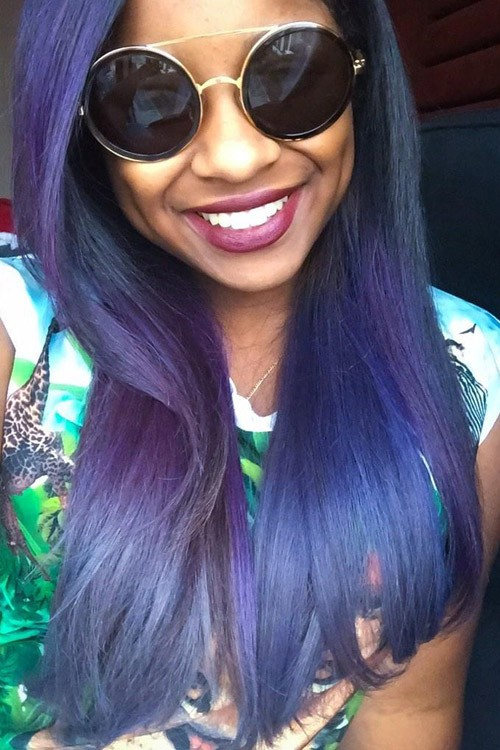 Reginae Carter S Hairstyles Amp Hair Colors Steal Her Style