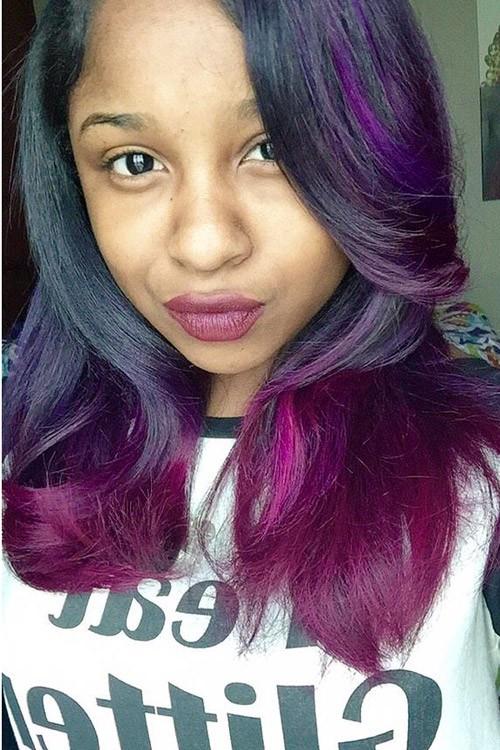 Reginae Carter Hairstyles Pixshark