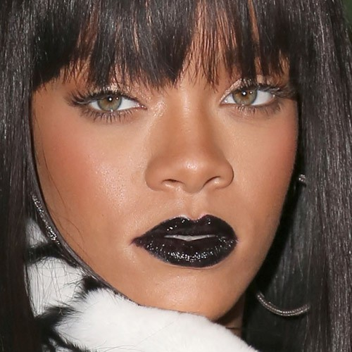 Black Lipstick Makeup Looks | Steal Her Style