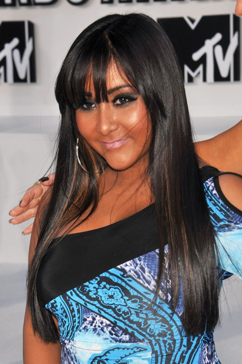 Snooki Nicole Polizzis Hairstyles Hair Colors Steal Her Style