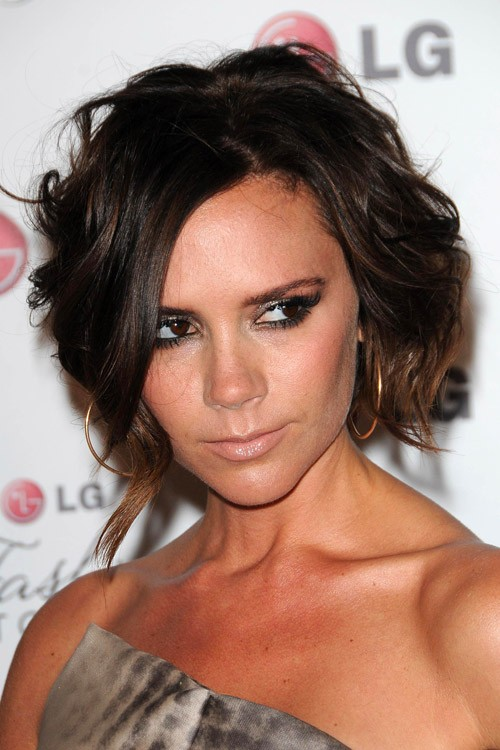 Victoria Beckhams Hairstyles Hair Colors Steal Her Style