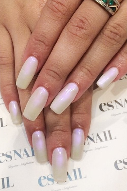 Zendaya's Nail Polish & Nail Art | Steal Her Style Almond Shaped Nails Tumblr