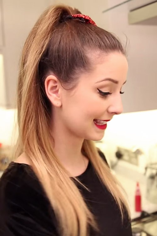Zoellas Hairstyles Hair Colors Steal Her Style Page 3