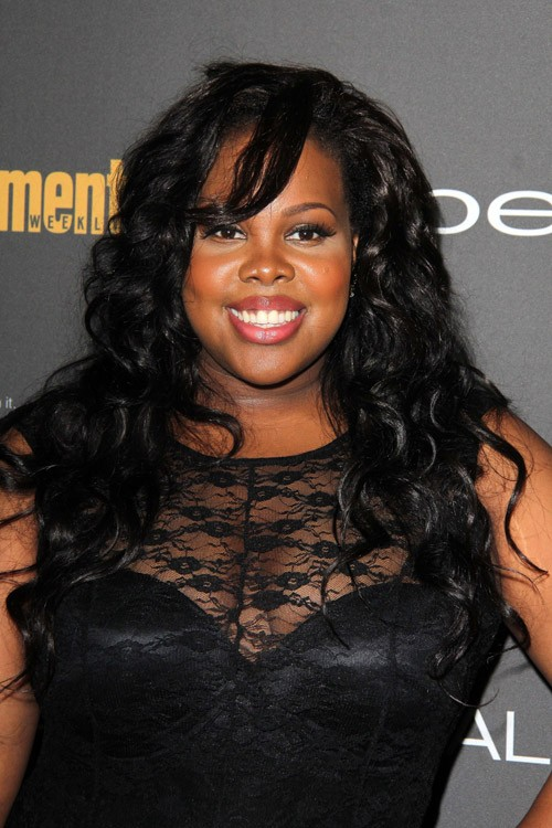 Steal the style: Amber Riley's cool summer look