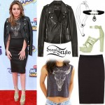 Bea Miller: 2015 RDMAs Outfit