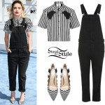 Bea Miller: 2015 MTV Movie Awards Outfit