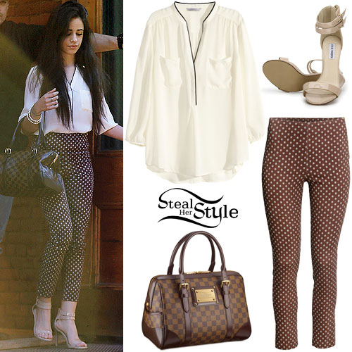 Camila Cabello Clothes Amp Outfits Page 6 Of 18 Steal