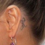 Carmen Electra Tattoos