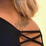 Draya Michele Tattoos
