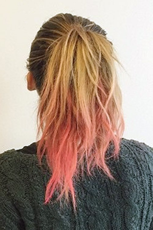 213 Hairstyles With Pink Highlights Highlights Page 11 Of 22