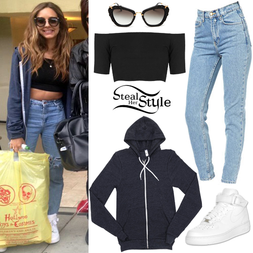 jade thirlwall steal her style - photo #45