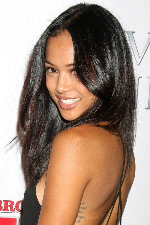 Karrueche Tran Photos