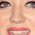 leah-mcfall-nose-stud-piercing