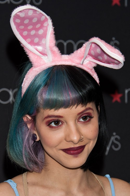 133 Celebrity Purple Hairstyles Page 6 Of 14 Steal Her