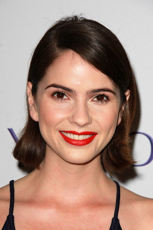 Shelley Hennig Clothes Amp Outfits Steal Her Style