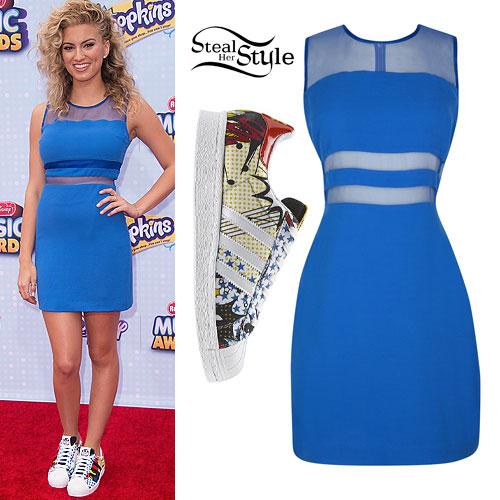 Tori Kelly: 2015 Radio Disney Music Awards Outfit