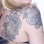 Trace Lysette Tattoos