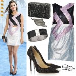 Victoria Justice: 2015 MTV Movie Awards Outfit