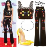 Zendaya: 2015 RDMAs Outfit