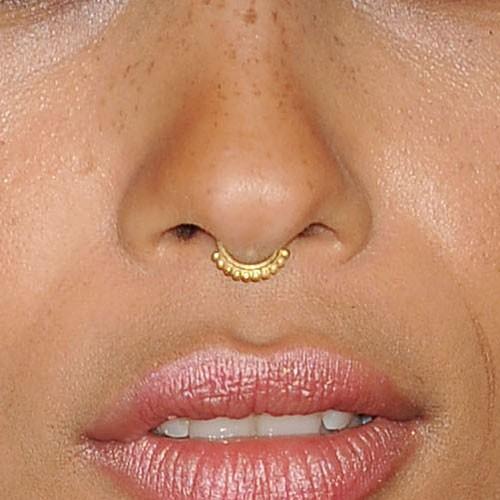 Zoe Kravitz Piercings: Zoë Kravitz's Piercings & Jewelry