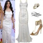 Camila Cabello: 2015 BBMAs Outfit