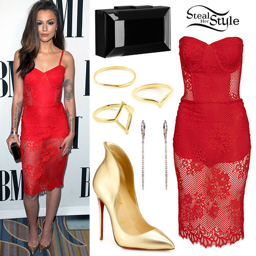 Cher Lloyd: 2015 BMI Pop Awards Outfit