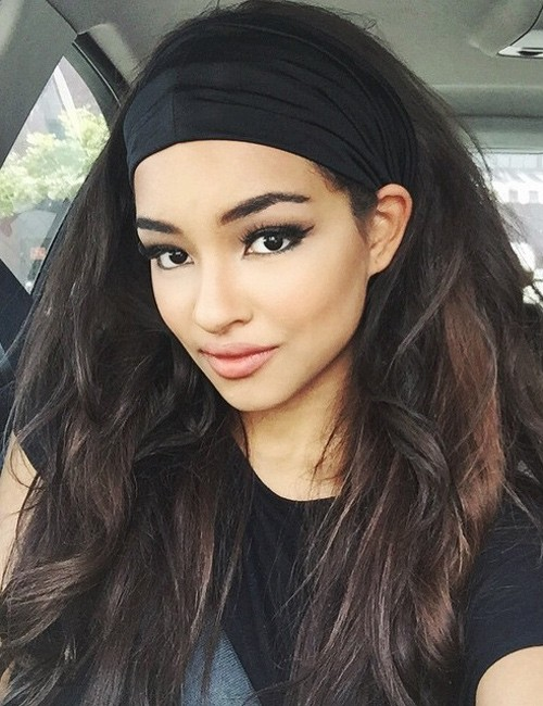 Jessica Jarrell S Hairstyles Amp Hair Colors Steal Her Style