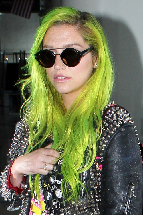 green hair styles آخـ ـر شيـ ـآكهـ ωσσω 5445