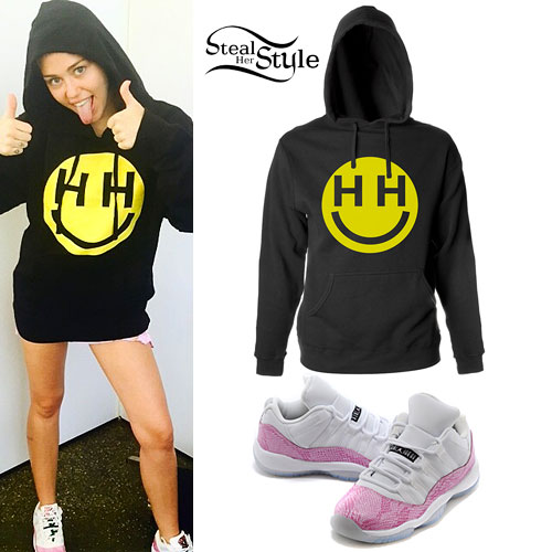 Miley Cyrus: Happy Hippie Hoodie