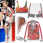 Rita Ora: Adidas Originals Dragon Pack