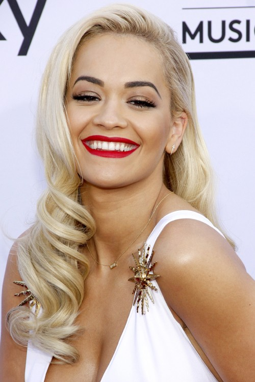 Rita Ora Blonde Hair Www Pixshark Com Images Galleries