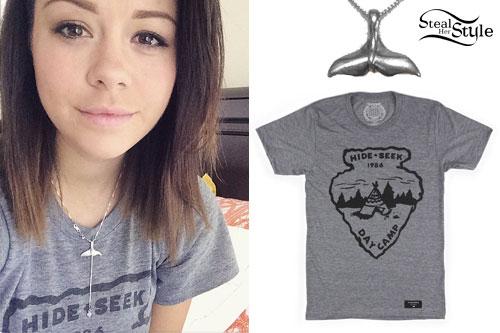 Tay Jardine: Arrowhead T-Shirt